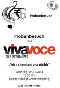 vivavoce - Wir schenken uns nichts