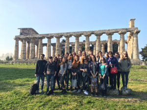 Schüleraustausch der 11. Jahrgangsstufe mit Italien 2015