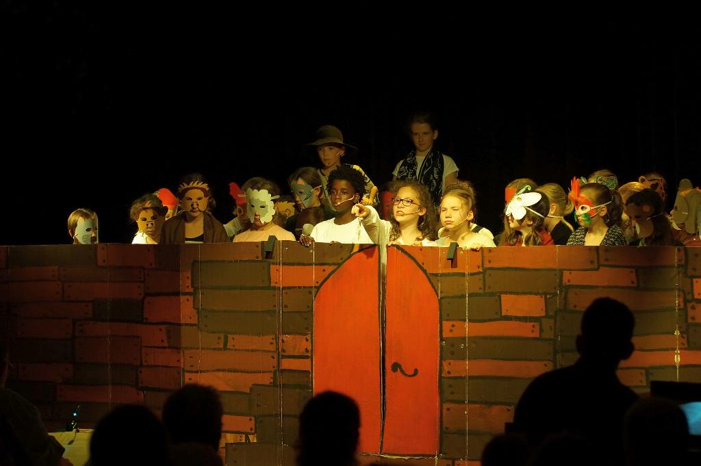 Käpt'n Noah (Musical der 5. Klassen – Juli 2015)