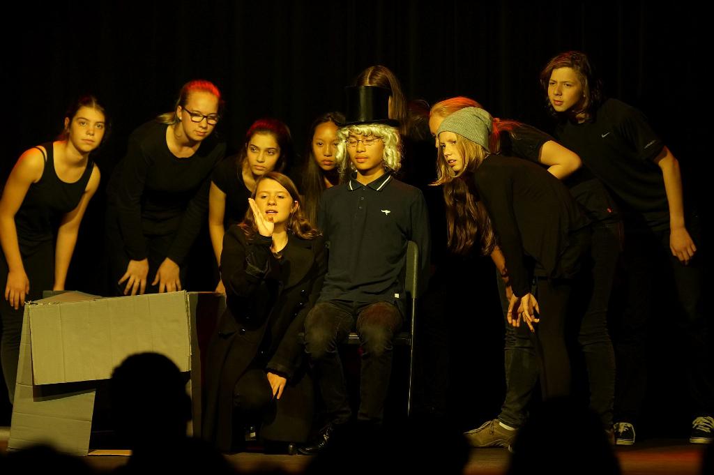 Kopfgeld (Mittelstufentheater – Juli 2015)