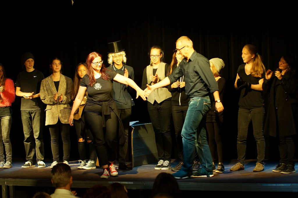 Kopfgeld (Mittelstufentheater - Juli 2015)
