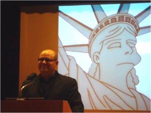 """Exkursion des W-Seminars Englisch """"Contemporary US politics and society"""" nach München"""