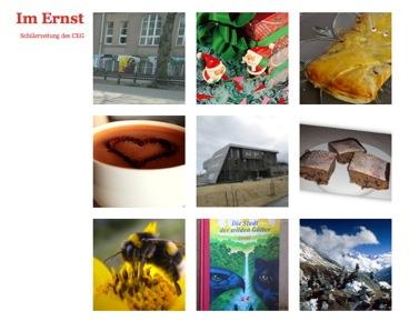 Im Ernst - Schülerzeitung online