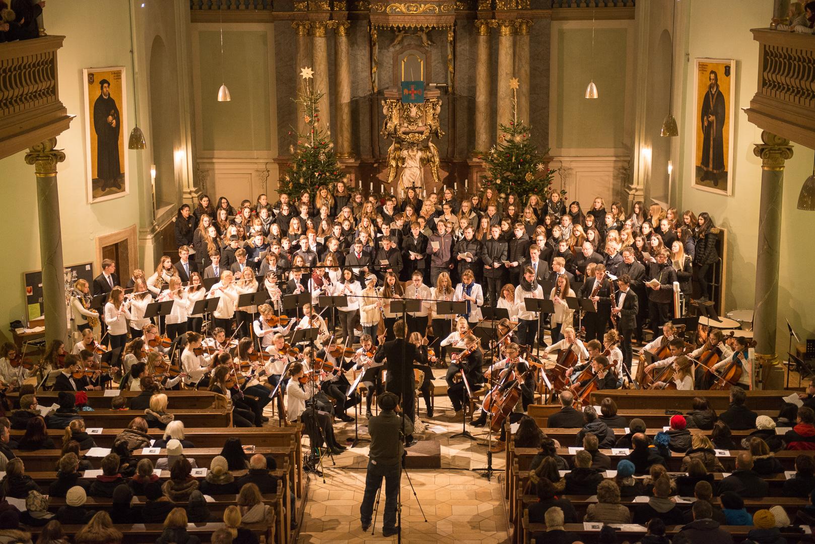 Barockkonzert - 50 Jahre CEG - 22.01.2016