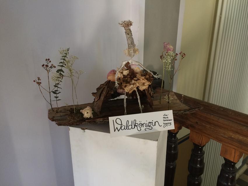 Kunst Mit Holz Ausstellung Im Schulhaus Christian Ernst