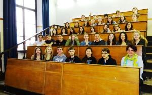 """Schüleraustausch mit dem Liceo """"Pilo Albertelli"""" in Rom"""