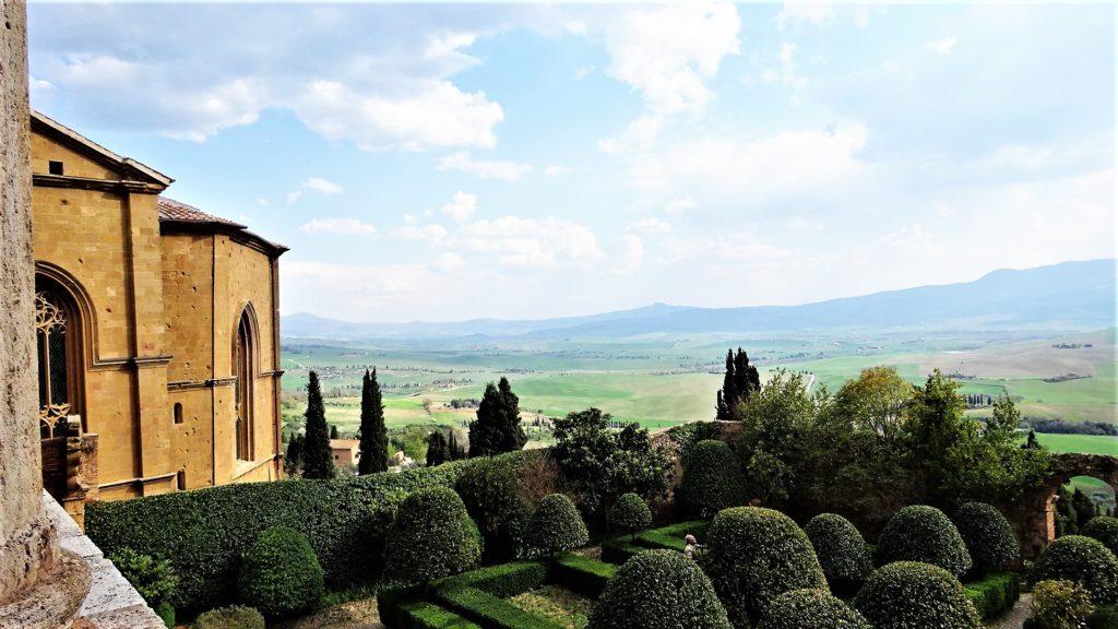 Schüleraustausch der Q11-Italienischkurse mit Rom und Siena 2017