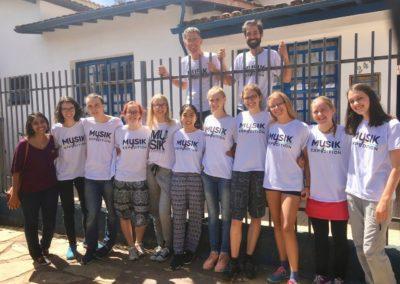 Exkursion des Martius-Ensembles nach Brasilien – Reiseblog