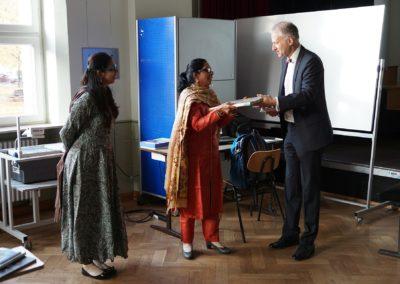 Internationaler Schüleraustausch mit Indien