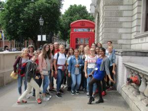 London Austausch 2017