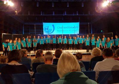 Erste Preise für die Mädchenchöre des CEG beim Bayerischen Chorwettbewerb
