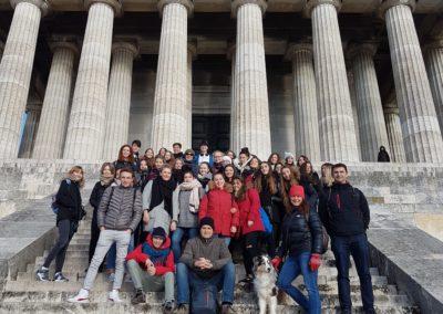 Gemeinsamer Ausflug nach Regensburg mit Besuch der Walhalla