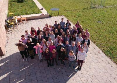 SMV-Fahrt im Schuljahr 2017/18