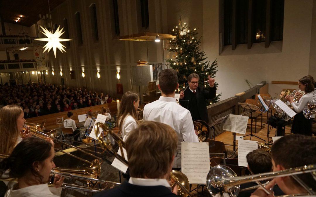 Weihnachtskonzert (Ensembles der 9. – 12. Klassen – Dezember 2017)