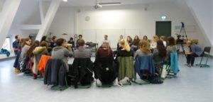Start der Kooperation unserer Schule mit der Friedrich-Alexander-Universität