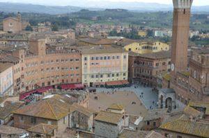 Impressionen vom Schüleraustausch mit Siena 2018