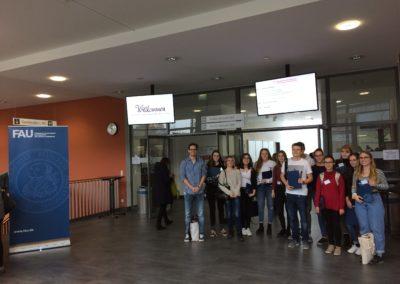 Einblicke des W-Seminars Ethik in der Medizin in die ethische Praxis