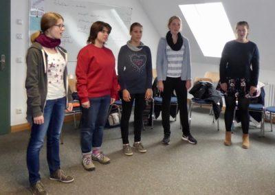 Workshop – Chanter sur le livre – Singen über dem Buch