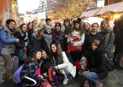 Gäste aus Rom und Siena am CEG