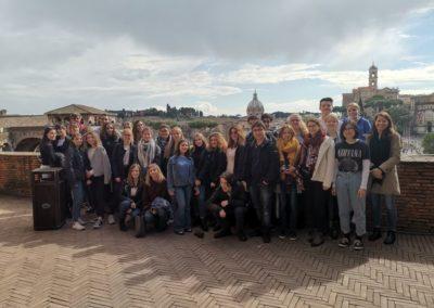 Alle Wege führen nach ROM: Schüleraustausch mit dem liceo classico Pilo Albertelli