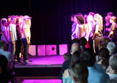 Und Nachts die Freiheit (Singspiel der Klassen 5bc - Juli 2018)