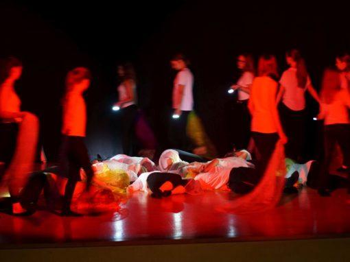 Die Schöne und das Biest (Aufführung der Theatergruppe der 7./8. Klassen – Juli 2018)