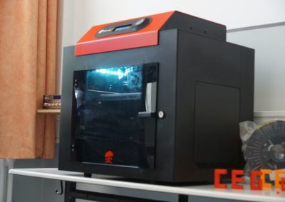 3D-Drucker für das CEG