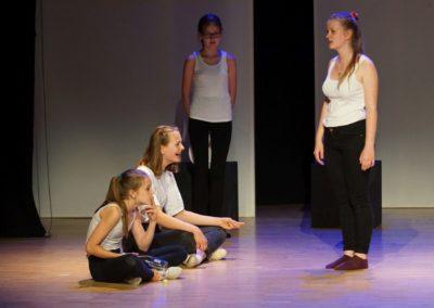Die Tantaliden, Iphigenie und ich (7./8. Klass-Theater - Juli 2019)