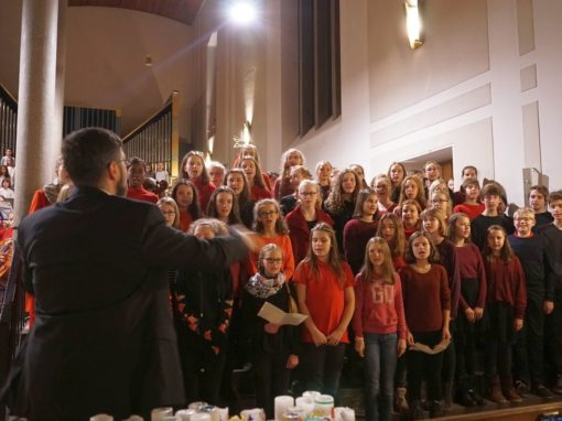 Adventskonzert (Ensembles der 5. – 8. Klassen – Dezember 2017)