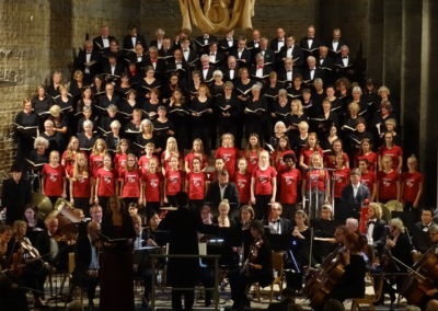 """Carmina Burana"" mit dem Jugendchor"