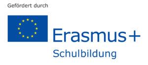Banner CEG gefördert durch Erasmus Schulbildung