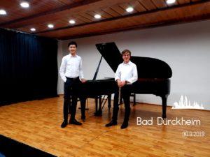 3. Preis beim 35. Karel-Kunc-Musikwettbewerb