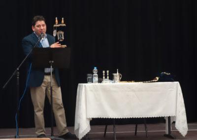 Schabbat – Sonntag – Ruhetag: Arie Rosen aus Jerusalem zu Gast am CEG