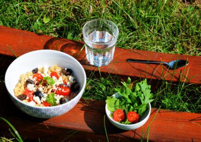 Cous-Cous Salat