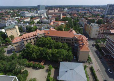 CEG - Alt- und Neubau