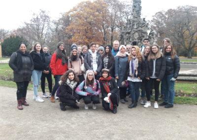 Erlangen Schlossgarten 19.11.2019
