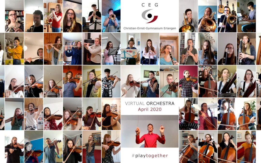 CEG Virtual Orchestra – April 2020